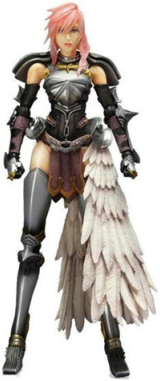 Final Fantasy XIII-2 Play Arts Kai Actionfigur Lightning 23 cm