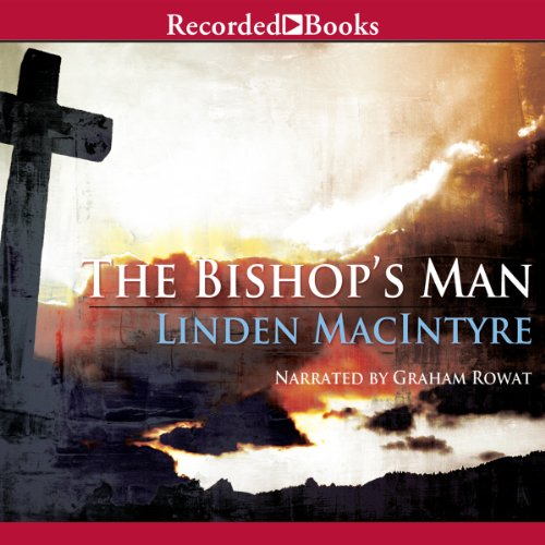 The Bishop's Man audiobook cover art