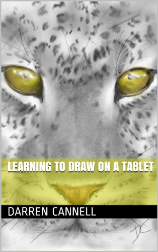 Learning to Draw on a Tablet (English Edition)