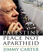 Palestine Peace Not Apartheid (Thorndike Nonfiction) by Jimmy Carter (2007-03-21)