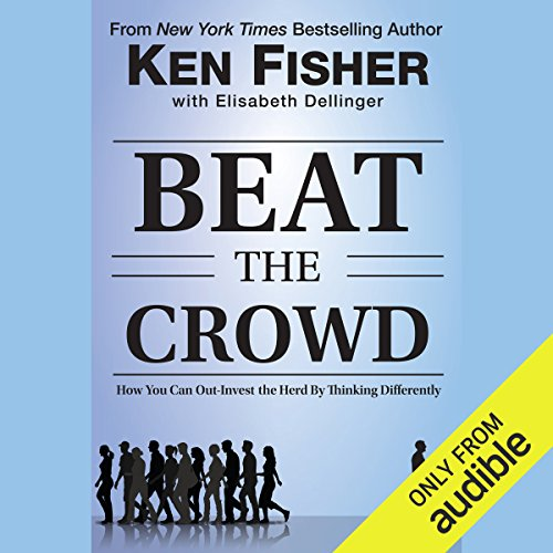 Beat the Crowd audiobook cover art