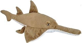 "Wild Republic Sawfish, Stuffed Animal, Plush Toy, Gifts for Kids, Cuddlekins, 20"""