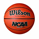Wilson NCAA MVP Rubber Basketball, Youth - 27.5'