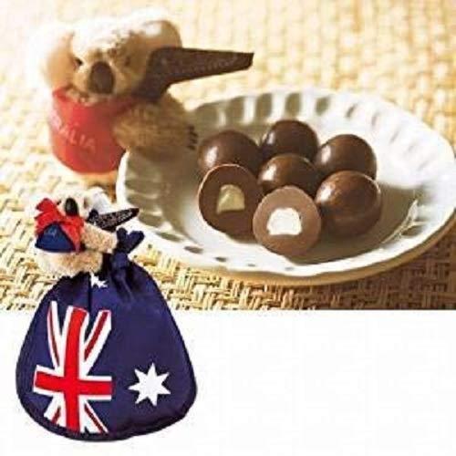 コアラクリップ付き マカデミアナッツ チョコレート 1袋【オーストラリア おみやげ(お土産) 輸入食品 スイーツ】
