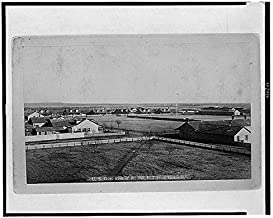 Photo: Fort Sill, Lawton, Oklahoma, OK, Comanche County, 1889, Indian Territory, Military 1 . Size: