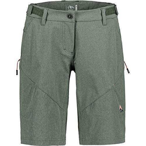 Maloja - Radsport-Shorts für Damen in Zypresse, Größe M