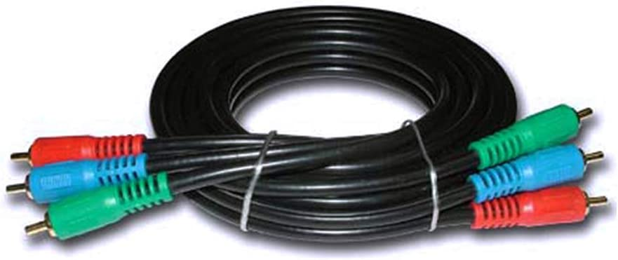 Economy Today's only Component Video Cable 6 Feet Long Easy-to-use