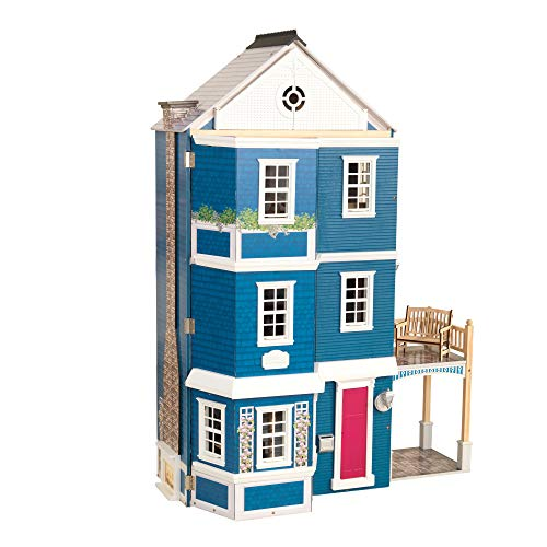 KidKraft Grand Anniversary Wooden Dollhouse with Furniture Now $147.97 (Was $399)