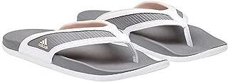 Womens Supercloud-Footbed Grey Flip Flop Sandals