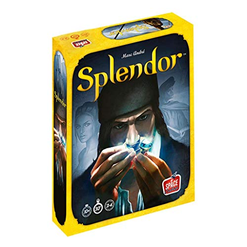 Space Cowboys- Splendor - Español, Color (Asmodee ADE0SPL01ML)