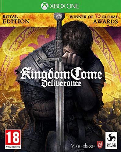 Kingdom Come Deliverance - Royal Edition pour Xbox One [Importación francesa]