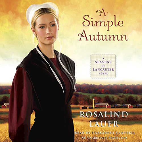 A Simple Autumn audiobook cover art