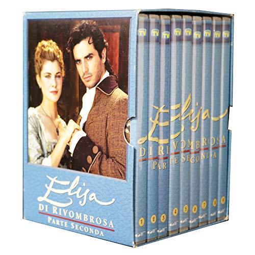 Elisa di Rivombrosa - Parte seconda - Box 9 DVD