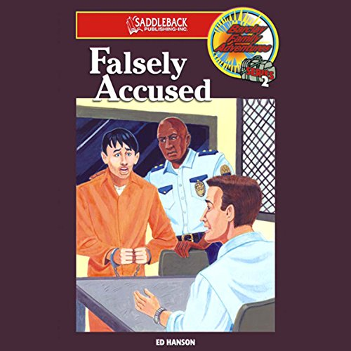 Falsely Accused audiobook cover art