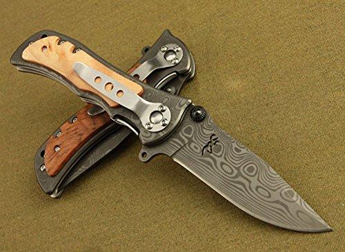 Regulus Knife Klassisches 339 Klappmesser