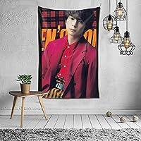 嵐 ARASHI タペストリー 壁飾り 多機能 ウォールアート ポスター 壁画寝室 お部屋 リビング お店 個性ギフト 新居祝い 152x102cm