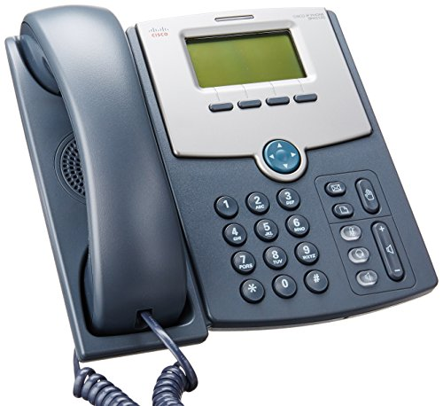 Cisco Small Business SPA 512G - Teléfono digital (VoIP, SIP, SIP v2, SPCP, RTCP, RTP, SRTP)