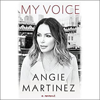My Voice audiobook cover art