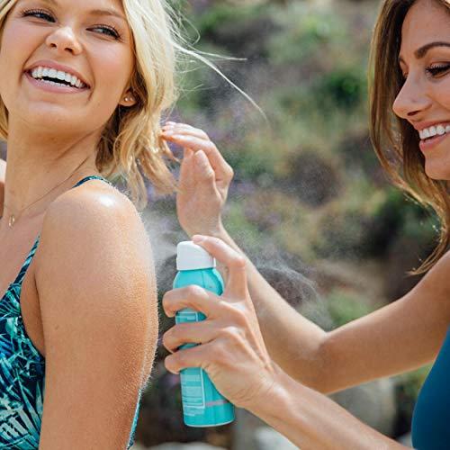 COOLA Organic Sunscreen Body Spray , Tropical Coconut, SPF 30 , 3 Fl Oz