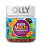 Best Budget: OLLY Kids Multi + Probiotic Gummy Multivitamin Review