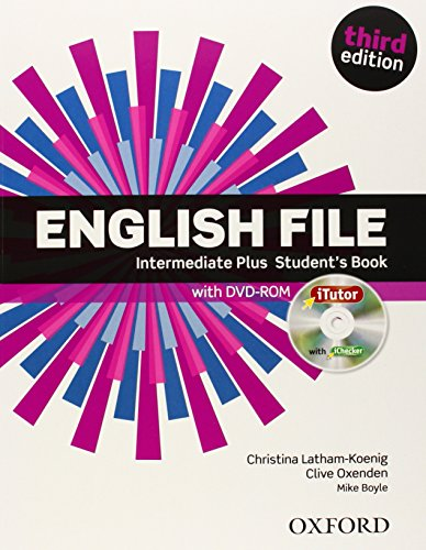 English File third edition: English file. Intermediate plus. Student's book-Itutor. Per le Scuole superiori. Con espansione online: The best way to get your students talking