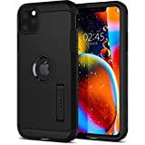 Spigen Funda Tough Armor Compatible con iPhone 11 Pro - Negro