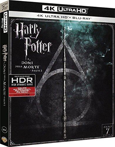 Harry Potter E I Doni Della Morte - Parte 02 (Blu-Ray 4K Ultra HD+Blu-Ray) [Blu-ray]