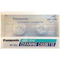 Panasonic オーディオヘッドクリーニングカセット 乾式 RT-CCL