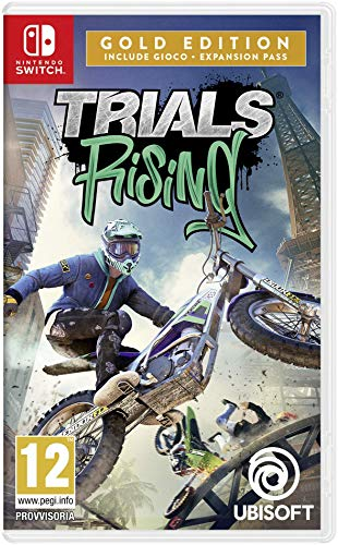 Trials Rising - Gold - Nintendo Switch