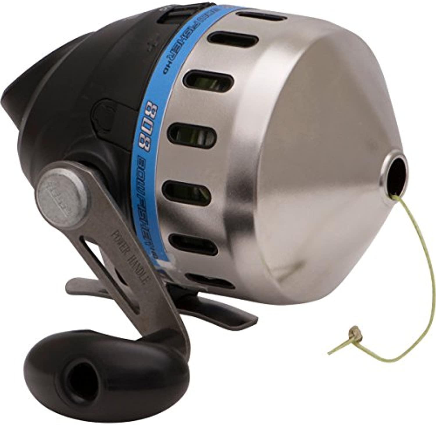 Zebco 808HBOWHD Bow Fishing Reel, Right