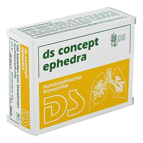 ds concept ephedra Tabletten, 100 St. Tabletten