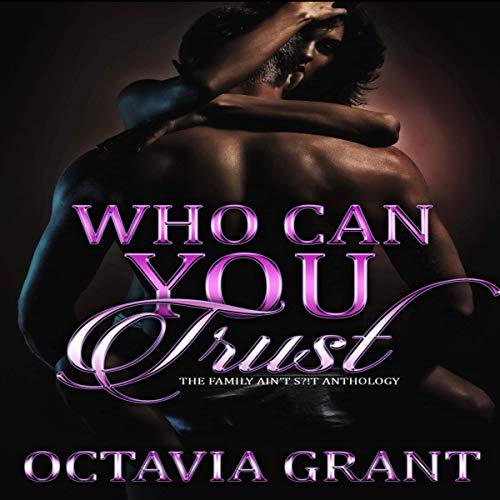 Who Can You Trust audiobook cover art