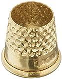 Lacis Ditale da sarto, aperto sulla parte superiore, 14mm