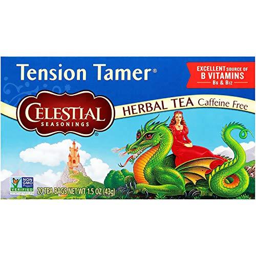 CELESTIAL SEASONINGS - NATURAL Tee Tension Tamer 20 Teebeutel, 200 g