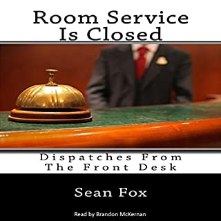 Room Service Is Closed cover art