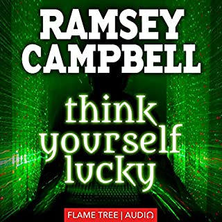 Think Yourself Lucky audiobook cover art