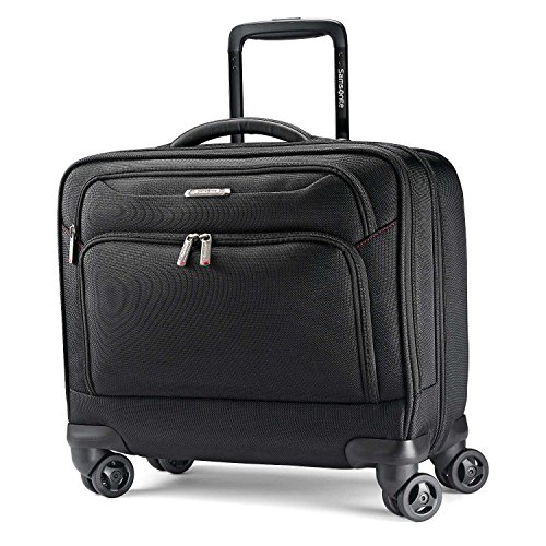 Samsonite Xenon 3.0 Spinner Mobile Office, Black, One Size
