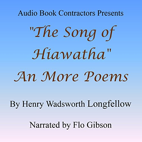 'The Song of Hiawatha' and More Poems audiobook cover art
