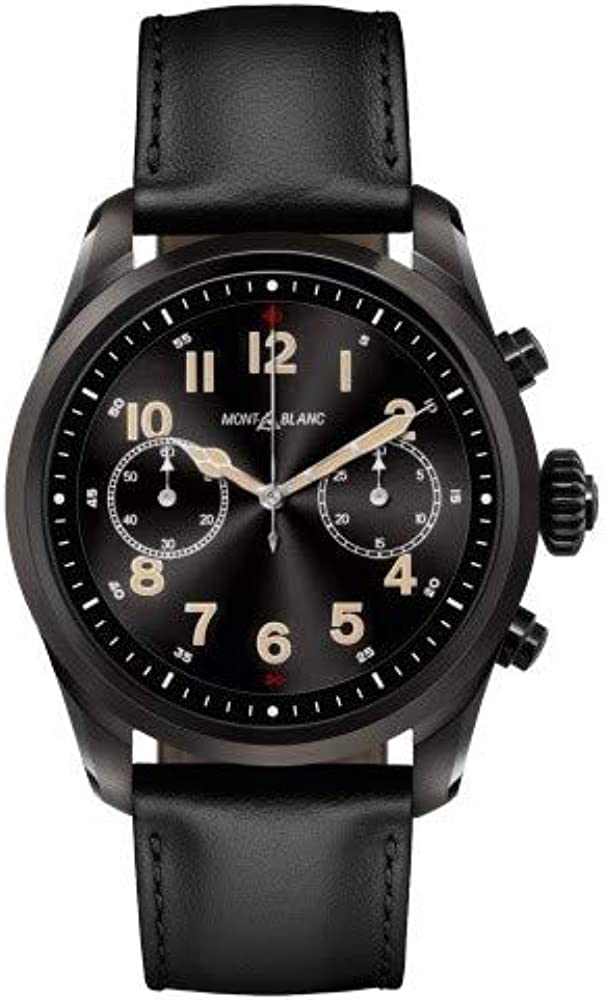Smartwatch summit 2 montblanc 119438