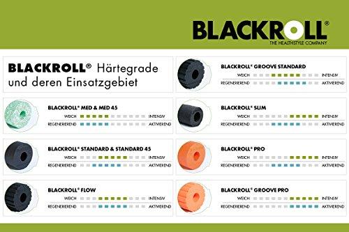 Blackroll Set Blackbox, Schwarz, BRSETBKBOXC - 9