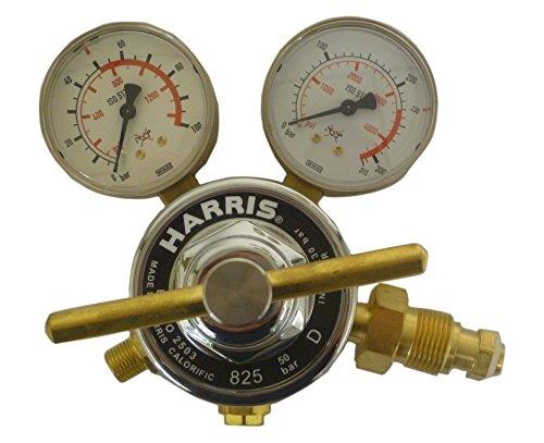 HARRIS 200 bar Druckminderer Pressluft 0-50bar