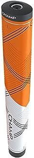 Champ C1 Putter Golf Grip, Orange/White, Large