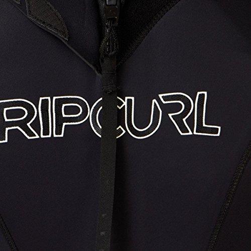 Rip Curl Dawn Patrol 4/3mm GBS Back Zip Steamer Wetsuit BLACK WSM4EM Wetsuit Sizes – Small - 5