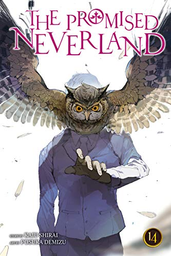 The Promised Neverland, Vol. 14: Encounter (English Edition) eBook ...