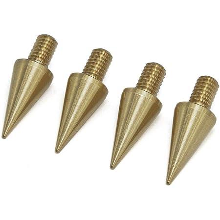 Precisiongeek M5 Messing Lautsprecher Spikes Elektronik