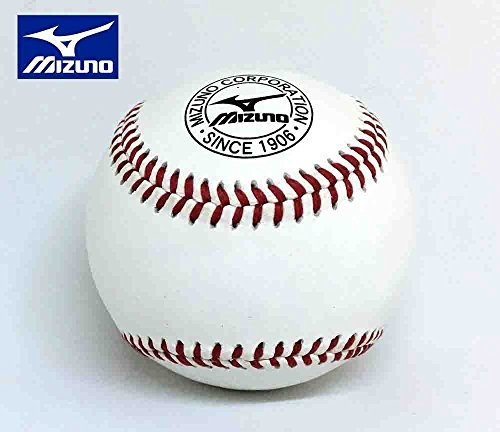 ミズノ 硬式野球ボール 練習用 Newボール 1個 1BJBH435 1BJBH43500 硬式ボール