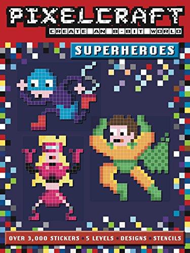 PixelCraft: Superheroes