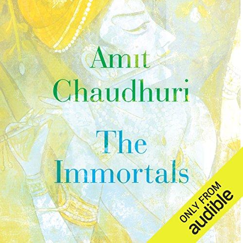The Immortals cover art