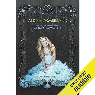 Alice in Zombieland audiobook cover art