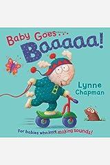 Baby Goes Baaaaa! Paperback